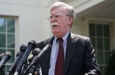 Trump's national security adviser John Bolton arrives in UAE for talks