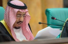 Saudi king says attacks by Iran-backed groups threaten global oil