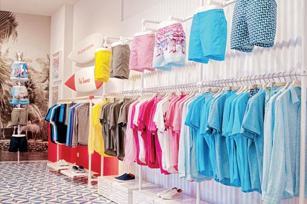 Orlebar Brown Dubai Mall Boutique