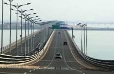 New toll for trucks using Kuwait's new Sheikh Jaber Causeway