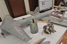 Saudi forces intercept another drone headed toward Jizan
