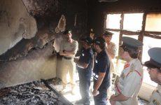 Baby dies in Dubai villa fire