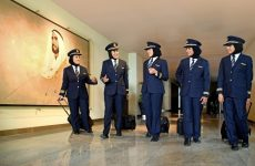 Video: Female Emirates pilots fly high for Emirati Women's Day