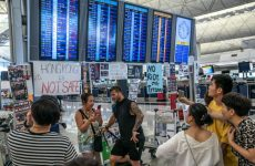 Emirates, Etihad flights to Hong Kong affected after airport closure