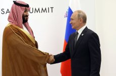 Saudi, Russia to sign $2bn in deals during Putin's visit