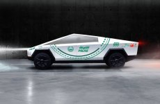 Will Tesla's cybertruck be the latest addition to Dubai Police's fleet?
