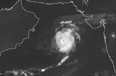 Tropical cyclone Maha intensifies, rough weather expected in parts of the UAE
