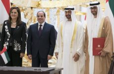 UAE, Egypt to set up $20bn joint investment platform