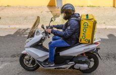 Abu Dhabi's Mubadala invests in Spanish food delivery platform Glovo