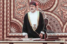 Haitham bin Tariq Al Said sworn in as the new ruler of Oman