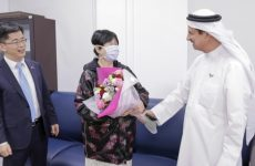 Chinese woman with coronavirus in the UAE makes 'full recovery'