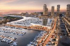 Dubai boat show 2020 to be held at new Dubai Harbour marina