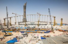 Qatar's first FIFA 2022 World Cup stadium to be ready by 2016