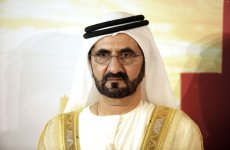 Dubai Ruler Calls For Easing Of Iran Sanctions