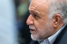 Iran Oil Minister Meets Kuwait Emir On Weak Oil Prices
