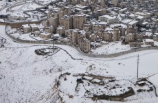 Wintry Storm Alexa Grips Middle East