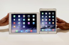 """Apple Launches iPad Air 2, World's """"Slimmest"""" Tablet; New Mini Version"""