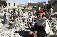Yemeni Houthis Call On UN To End Saudi Strikes