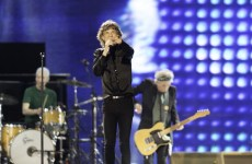 Rolling Stones Rock Abu Dhabi In First Middle East Show