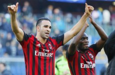 Emirates Extends AC Milan Sponsorship Deal For Five Years