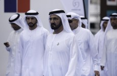 Dubai's Ruler Unveils Strategy For 'Smart City' Initiative