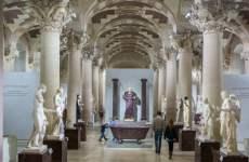Abu Dhabi's Louvre Displays Treasures At The Paris One