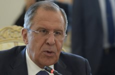 Russian foreign minister to meet US, Saudi counterparts in Qatar