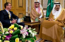 Pentagon chief tells Saudi Arabia: Iran threat is shared concern