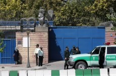 Britain reopens ransacked embassy in Tehran