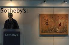Sotheby's To Auction $1.5m Damien Hirst Artwork In Doha