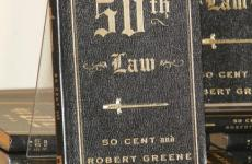 Book Review: The 50th Law