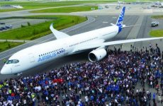 Airbus Says A350 Tests Going Well, Delivery On Track