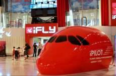 New A380 Simulator Launched In Dubai's Mirdif City Centre