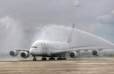 Emirates launches A380 on Prague, Taipei routes