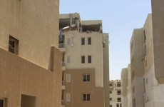 Explosion destroys apartment in Dubai's Al Khail Gate