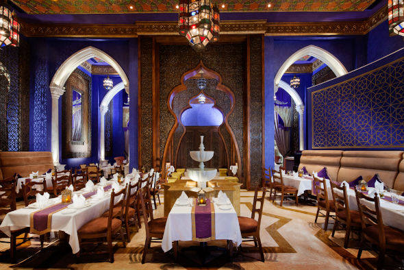 Al Nafoorah Jumeirah Zabeel Saray