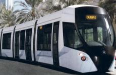 Dubai's First Al-Sufouh Tram To Arrive In December