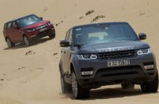 Jaguar Land Rover MENA Up 46% In Record Year