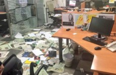 GCC official condemns attack of Saudi daily Asharq al-Awsat's Beirut office