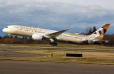 Etihad flight to Jakarta hit by turbulence, 31 injured