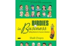 Book Review: Birdies in Business By Shaili Chopra