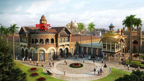 Bollywood Parks Dubai _ Rock On Final
