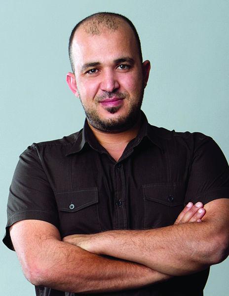 CEO Ahmed Alkhatib