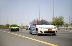 Dubai taxi fares increased by 5%