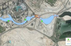 RTA awards Dhs 703m contract for Dubai Water Canal project