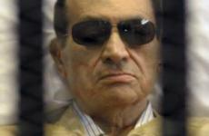 Mubarak Moved To Military Hospital