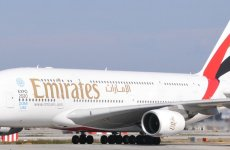 Emirates Introducing A380 On Milan-New York Route