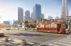 Emaar Launches Dubai Trolley, New Tram System In Downtown Dubai