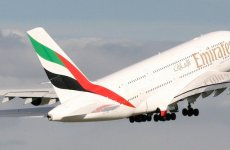 Emirates Suspends Kiev-Bound Flights