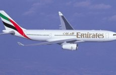 Dubai airline Emirates H1 net profit slumps 75%